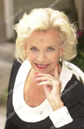 Honor Blackman At The 'great To Be Grey' Conference. Words Richard Alleyne.