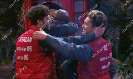 Mo and AJ Last Dance - Sir Mo Farah and AJ Pritchard with Jordan North and Shane Richie