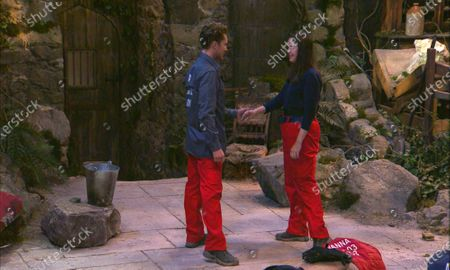Editorial picture of 'I'm a Celebrity... Get Me Out of Here!' TV Show, Series 20, Show 19, Gwrych Castle, Wales, UK - 03 Dec 2020