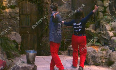 Editorial image of 'I'm a Celebrity... Get Me Out of Here!' TV Show, Series 20, Show 19, Gwrych Castle, Wales, UK - 03 Dec 2020