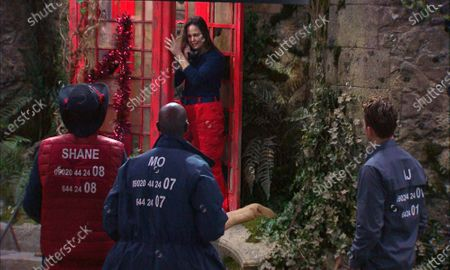 Editorial photo of 'I'm a Celebrity... Get Me Out of Here!' TV Show, Series 20, Show 19, Gwrych Castle, Wales, UK - 03 Dec 2020