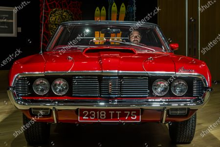 1969 Mercury Cougar XR7 convertible, which had a starring role in the classic 'Bond film' On Her Majesty's Secret Service, estimate of £100,000 - 150,000. In the motion picture, the Cougar was owned by 'Bond Girl' Contessa Teresa (Tracy) di Vicenzo played by the late Dame Diana Rigg - Preview of Bonhams' Motors sale. This Bonhams Bond Street Sale will take place on Wednesday 16 December, starting with automobilia at 5pm with the motor cars sale to follow.