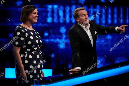 Josie Long and Bradley Walsh