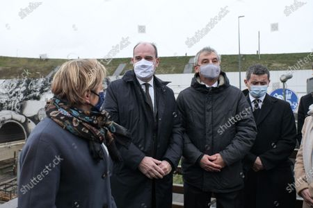 Editorial picture of Brexit: Jean Castex moves to Calais, France - 03 Dec 2020