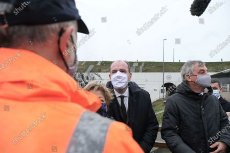 Editorial image of Brexit: Jean Castex moves to Calais, France - 03 Dec 2020