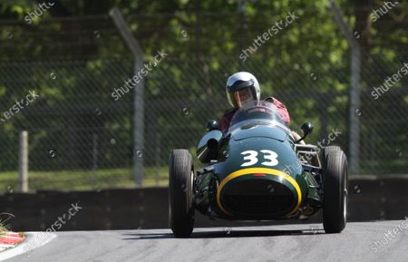 Editorial photo of 2012 Masters Historic Festival , Brands Hatch, United Kingdom - 26 May 2012