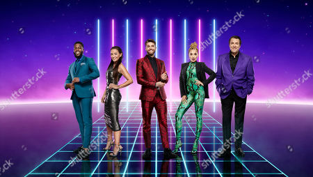 Editorial image of 'The Masked Singer' TV Show, Series 2, UK - 26 Dec 2020