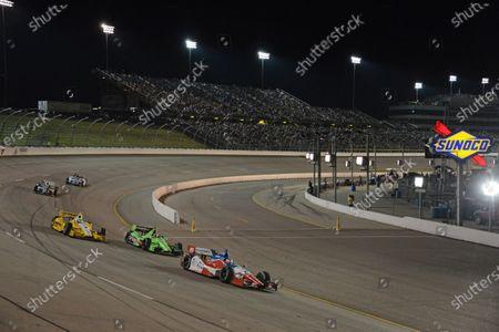 Editorial photo of IndyCar, 2012 IndyCar Iowa, Iowa Speedway, United States of America - 23 Jun 2012