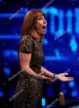 Stock Picture of Kay Burley