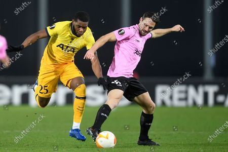 Editorial photo of Soccer Europa League, Linz, Austria - 03 Dec 2020