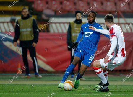 Editorial photo of Soccer Europa League, Belgrade, Serbia - 03 Dec 2020