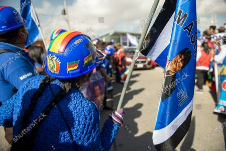 Hundreds of supporters awaited at the airport of El Alto the return of former Bolivian president Evo Morales. He resigned on November 10th 2019 in the midst of a severe political crisis.