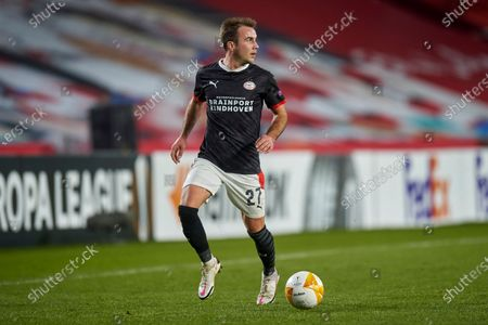 Mario Gotze of PSV Eindhoven