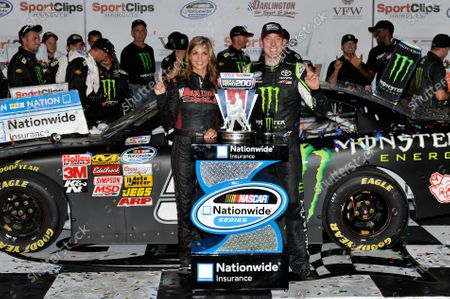 Editorial picture of NASCAR, 2013 Nationwide Darlington - 10 May 2013