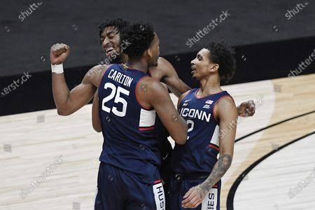 Editorial photo of UConn USC Basketball, Uncasville, United States - 03 Dec 2020