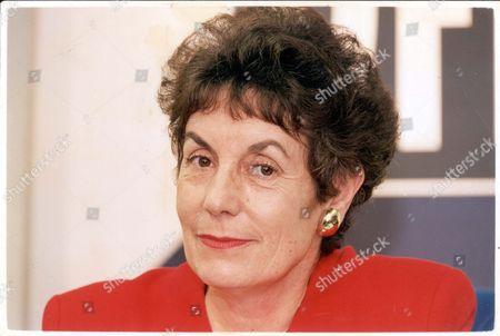 Portrait Of Gillian Shephard Mp.