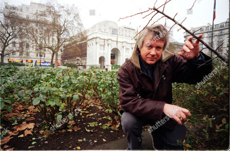 Stock Picture of Ecologist Richard Mabey.