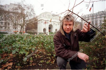 Stock Image of Ecologist Richard Mabey.