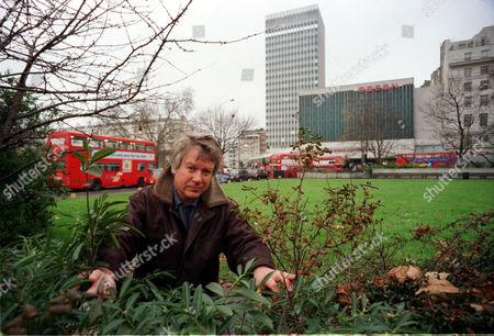 Stock Photo of Ecologist Richard Mabey.