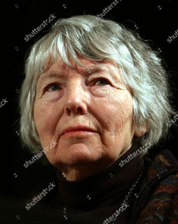 Stock Photo of Ann Thwaite - Authoress  (panelist)