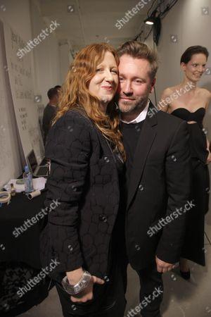 Thea Bregazzi and Justin Thornton, Preen Designers