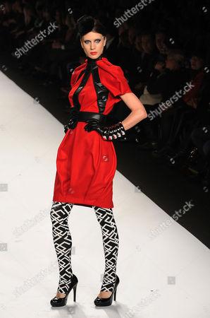 Editorial image of Project Runway Season 7 Finale 2010 Mercedes-Benz Fashion Week, New York, America - 12 Feb 2010