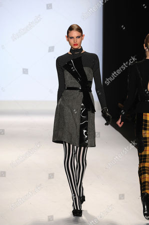 Editorial picture of Project Runway Season 7 Finale 2010 Mercedes-Benz Fashion Week, New York, America - 12 Feb 2010