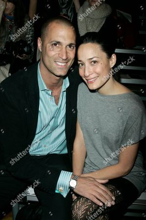 Nigel Barker and wife Crissy Barker