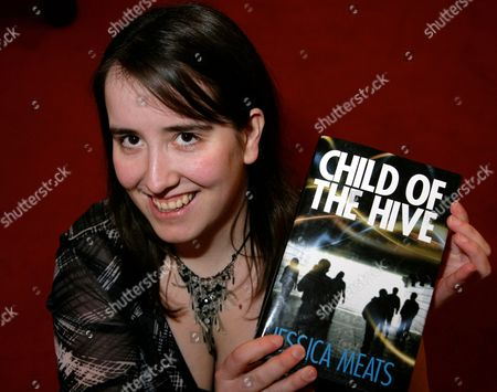 'Child Of The Hive' Jessica Meats Book Promotion, Waterstones, Reading, Britain - 13 Feb 2010 için haber amaçlı resim