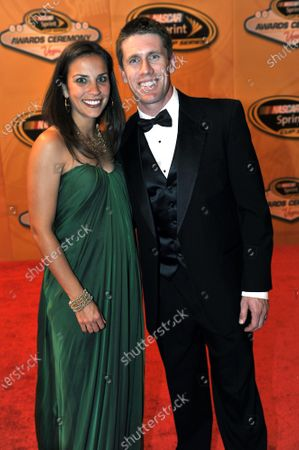 Editorial picture of NASCAR, 2010 NASCAR Champions Week Awards Banquet - 02 Dec 2010