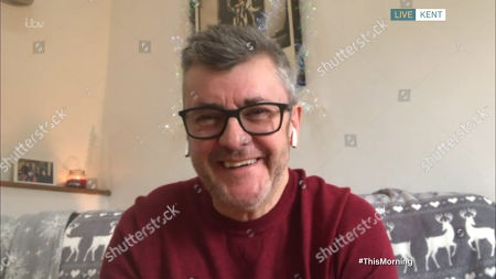 Stock Picture of Joe Pasquale