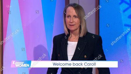 Editorial image of 'Loose Women' TV Show, London, UK - 04 Dec 2020