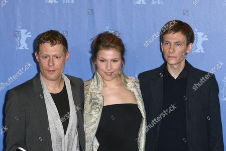 Andreas Lust, Franziska Weisz, Benjamin Heisenberg