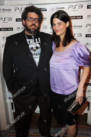 Editorial photo of Sony Playstation 3's 'Heavy Rain' launch party, Electric Cinema, London, Britain - 15 Feb 2010