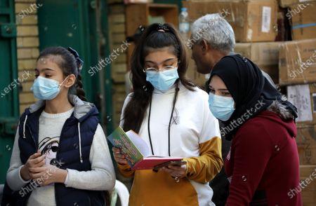 Editorial photo of Coronavirus pandemic in Iraq, Baghdad - 04 Dec 2020
