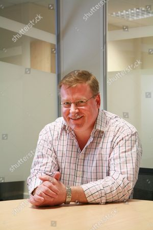 Editorial photo of Peter Watts, Chief Executive of The Practice, at their offices in Amersham, Britain - 10 Feb 2010