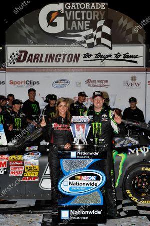 Editorial image of NASCAR, 2013 Nationwide Darlington - 10 May 2013