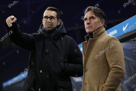 Editorial photo of Hertha BSC v 1. FC Union Berlin, Germany - 04 Dec 2020