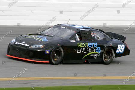 18-20 December, 2009, Daytona Beach, Florida The Mark Gibson Racing Dodge, No. 59 of Leilani Munter ©2009, Greg Aleck, USA LAT Photographic