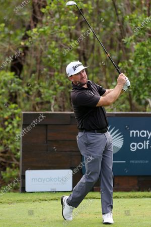 Graeme McDowell of Northern Ireland during the Mayakoba Golf Classic, PGA tournament, in Playa del Carmen, Quintana Roo state, Mexico, on 04 December 2020.