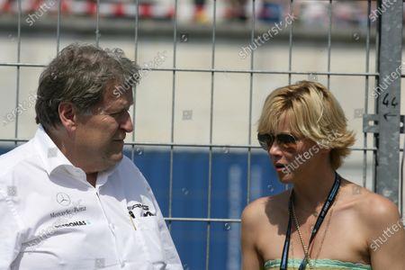 Editorial image of 2012 DTM Series, Norisring, Germany - 01 Jul 2010