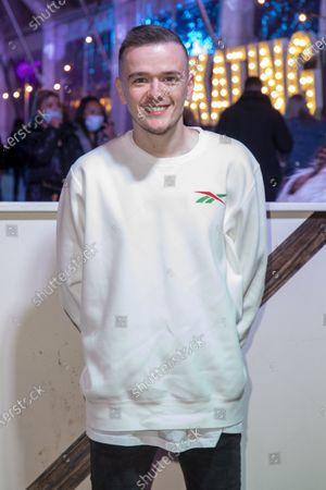 Editorial photo of Lakeside Christmas Wonderland Press Night, Thurrock, UK - 04 Dec 2020