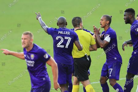 Editorial picture of MLS Revolution City Soccer, Orlando, United States - 29 Nov 2020