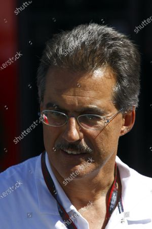 Autodromo Nazionale di Monza, Monza, Italy. 10th September 2010. Dr Mario Theissen. Portrait.  World Copyright: Charles Coates/LAT Photographic