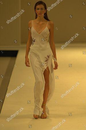 London Fashion Week Ben Delisi Designs.