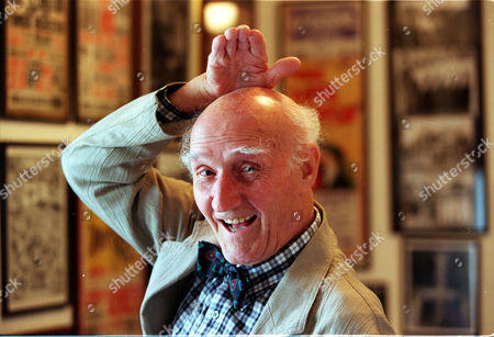 Actor Johnny Hutch Who Has Helped The Teletubbies With Their Dance Routines He Played Alongside Benny Hill For Several Years He Was The Man Benny Slapped On The Head.