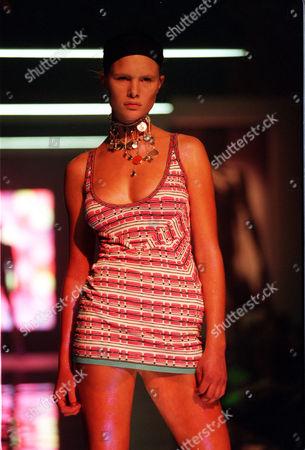 London Fashion Week - Julien Macdonald Show.