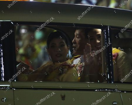 Editorial picture of Candle light ceremony in remembrance of the birthday of late Thai King Bhumibol Adulyadej, Bangkok, Thailand - 05 Dec 2020