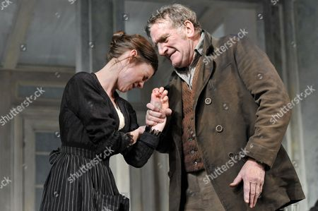 Editorial picture of 'Ghosts' play at the Duchess Theatre, London, Britain - 16 Feb 2010