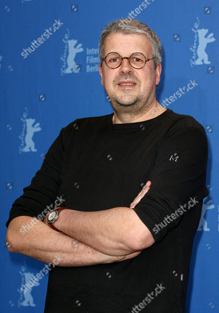 Stock Image of Director Sylvain Chomet